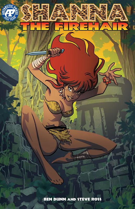 Shanna the Firehair (2020)