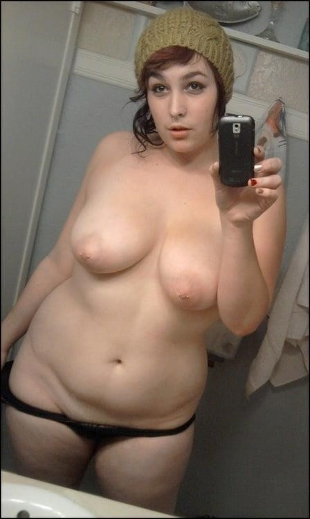 Topless sexy selfies-4060