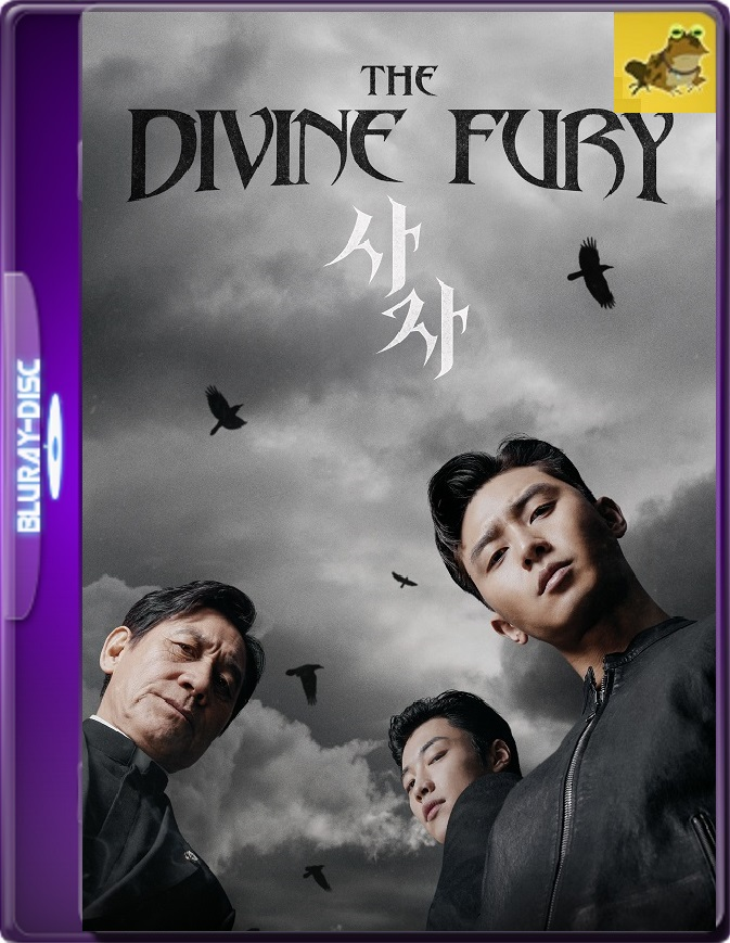 The Divine Fury (2019) Brrip 1080p (60 FPS) Coreano Subtitulado