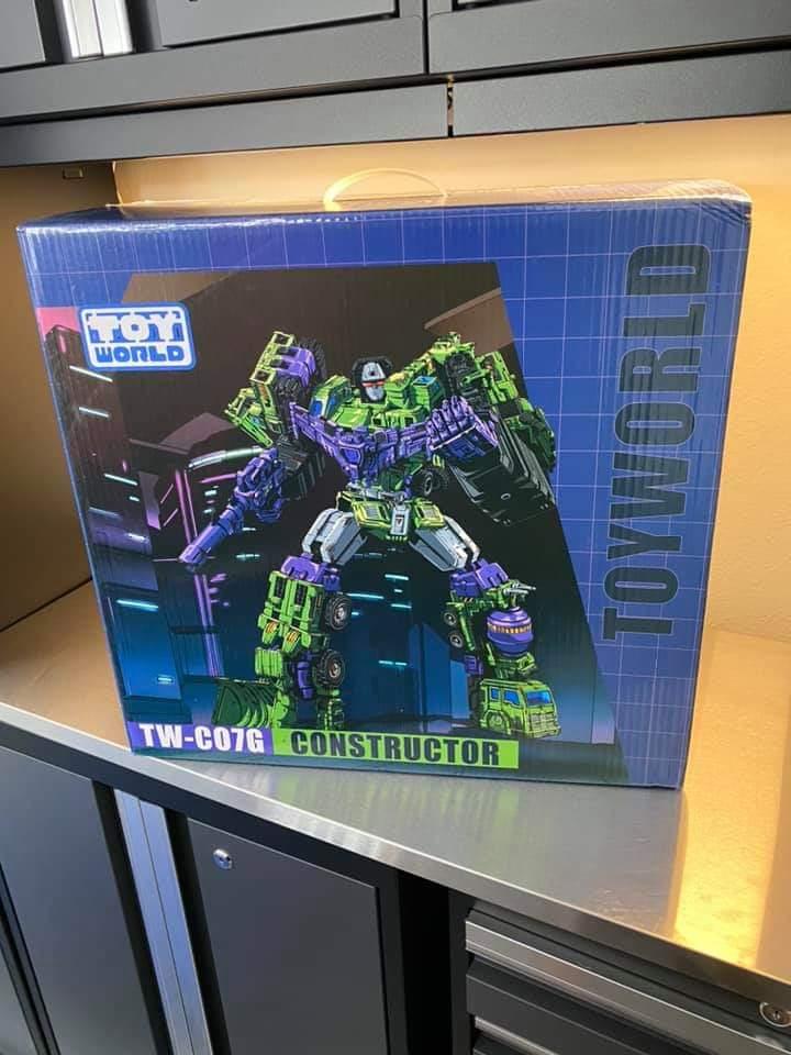 [Toyworld] Produit Tiers - Jouet TW-C Constructor aka Devastator/Dévastateur (Version vert G1 et jaune G2) - Page 11 GGQSbFIS_o