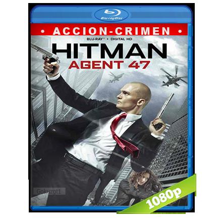 descargar Hitman Agente 47 1080p Lat-Cast-Ing[Accion](2015) gratis