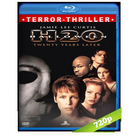 descargar Halloween 7 [1998][BD-Rip][720p][Trial Lat-Cas-Ing][Terror] gratis