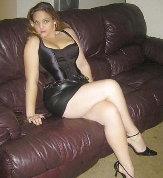 Tu leather skirt-1034