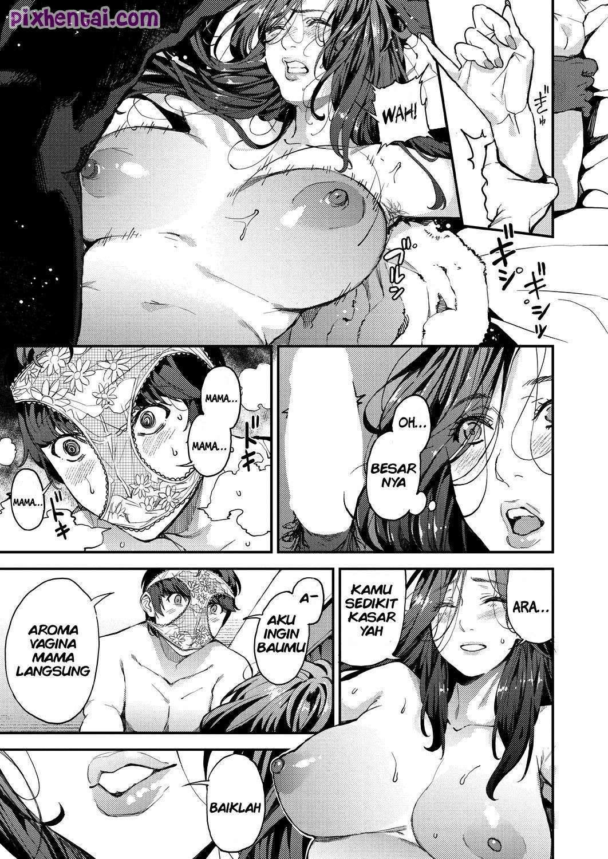 Komik Hentai Together With a Single Mother Manga XXX Porn Doujin Sex Bokep 11