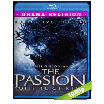 descargar La Pasion De Cristo [m1080p][Dual Lat/Ara][Drama](2004) gratis
