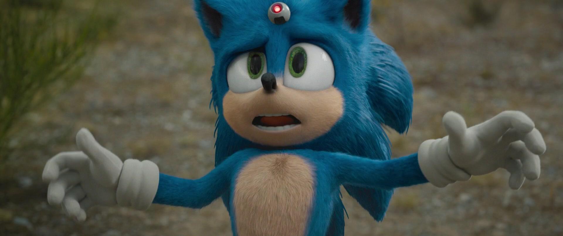 Sonic The Hedgehog 2020 1080p WEB-DL H264 AC3-EVO