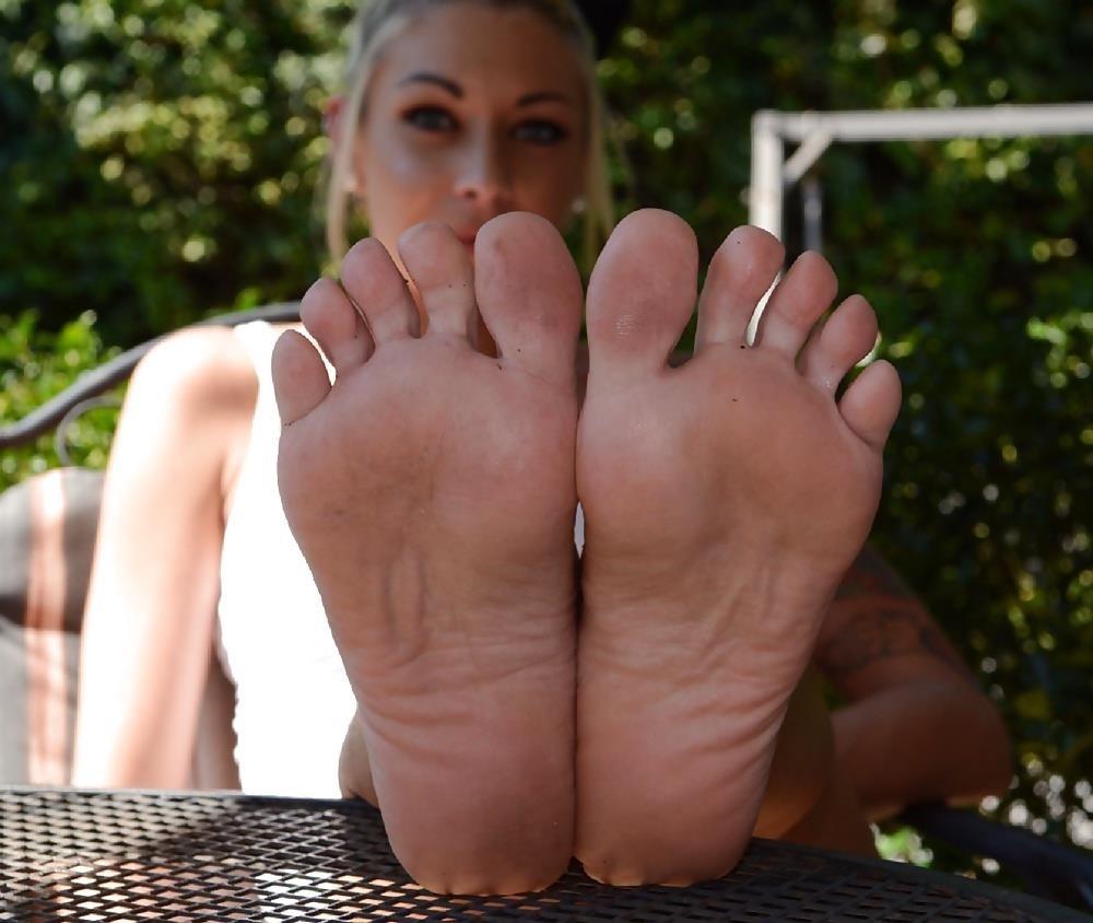 Hot foot femdom-9037