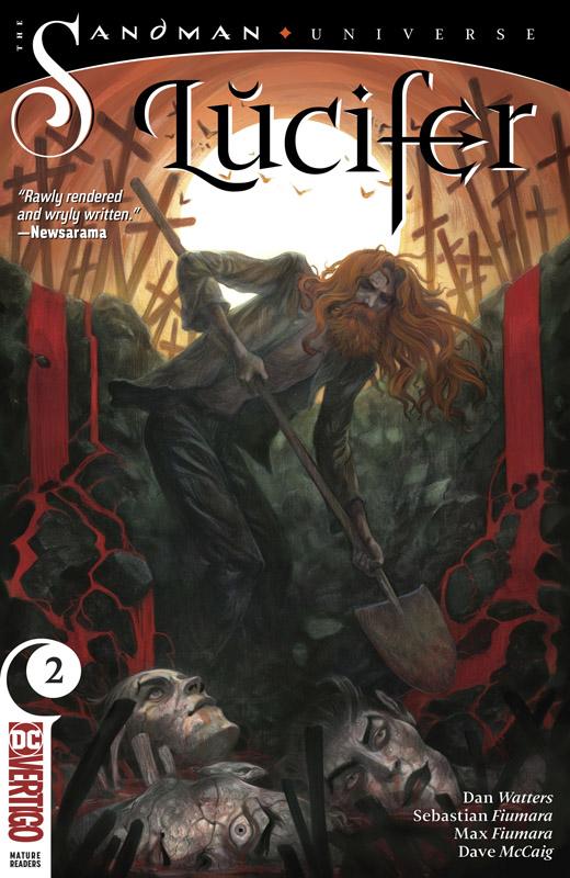 Lucifer Vol.3 #1-16 (2018-2020)