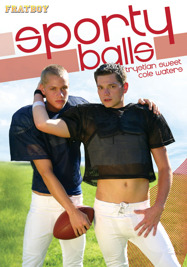 Sporty Balls / Спортивные шары (Alex Roman, Helix Studios, Fratboy) [2008 г., Twinks, Oral, Anal, Threesome, Spanking, Rimming, Fingering, Masturbation, Cumshots, DVD5]