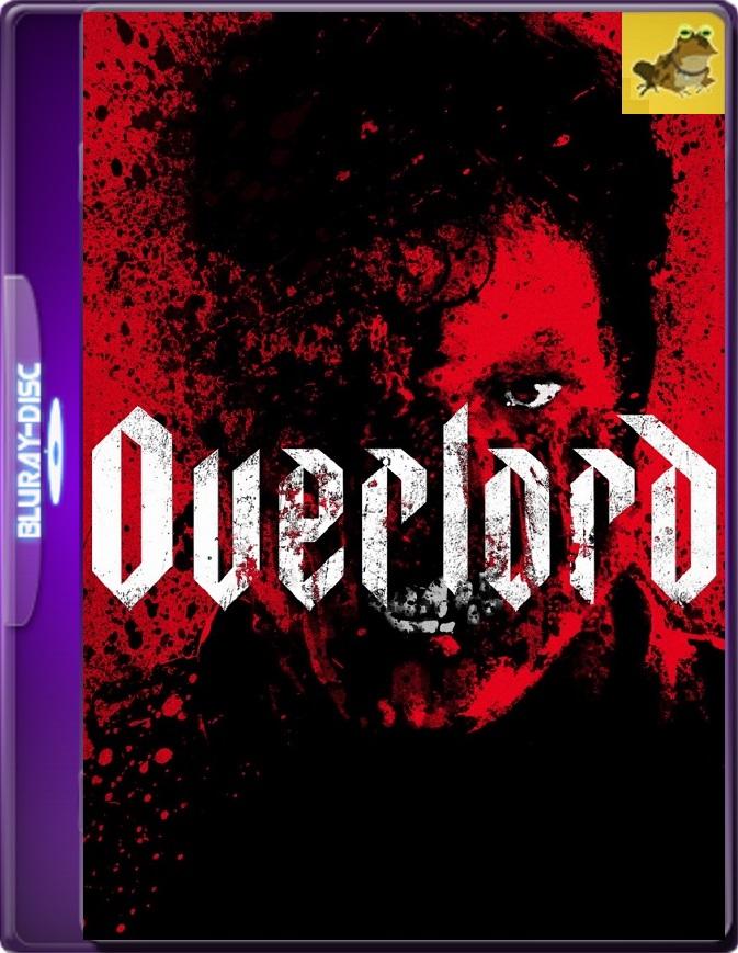 Operación Overlord (2018) Brrip 1080p (60 FPS) Latino / Inglés