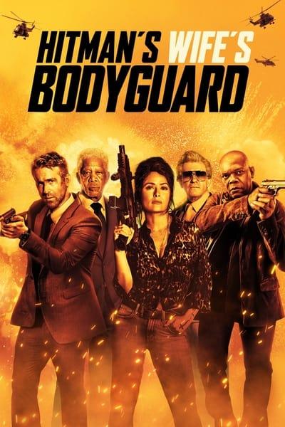 The Hitmans Wifes Bodyguard 2021 1080p WEB-DL DD5 1 H264-EVO