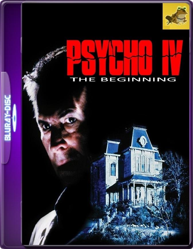 Psicosis 4: El Comienzo (1990) Brrip 1080p (60 FPS) Latino / Inglés