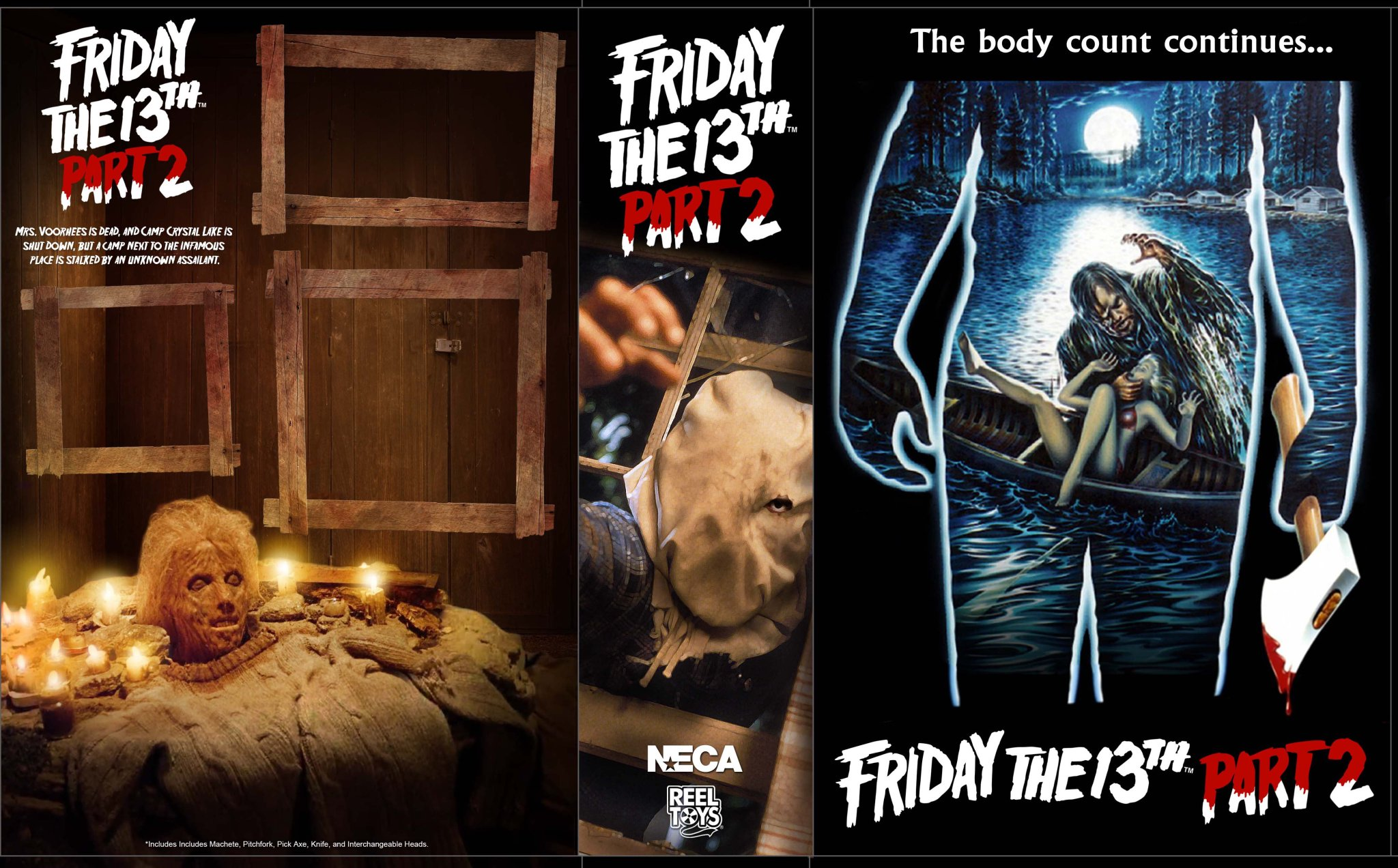 Friday the 13th Part V : A New Beginning Jason Voorhees (Neca) CXdcg3rj_o