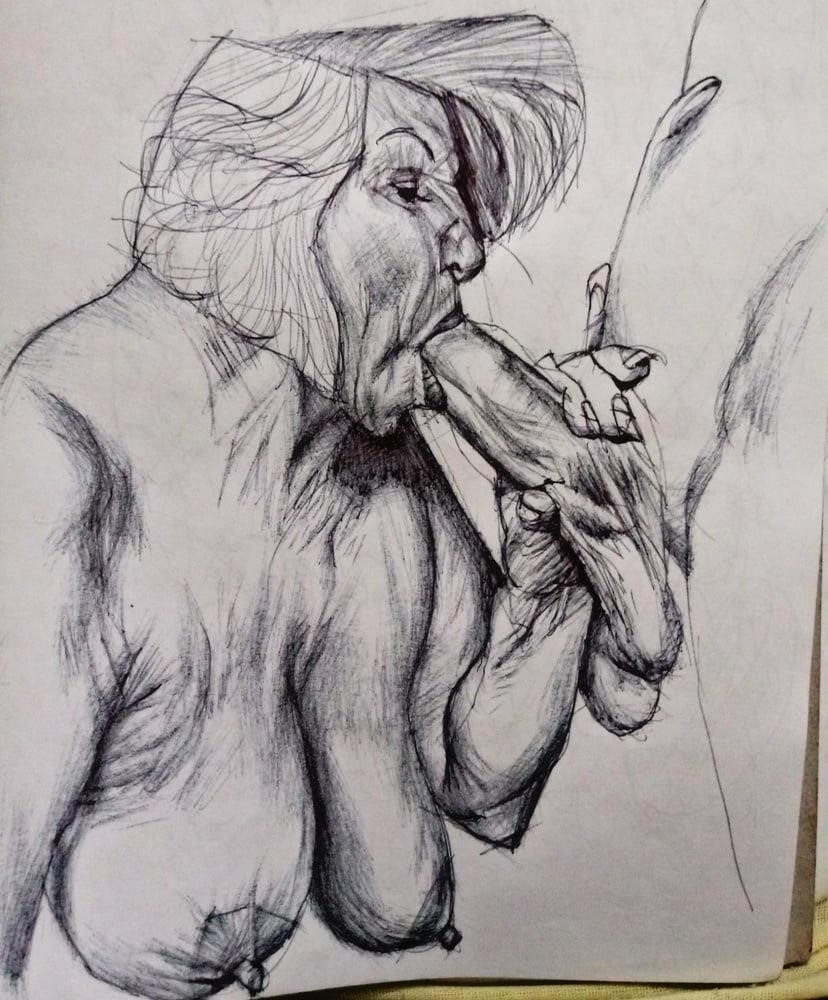 My mature granny porn-3145