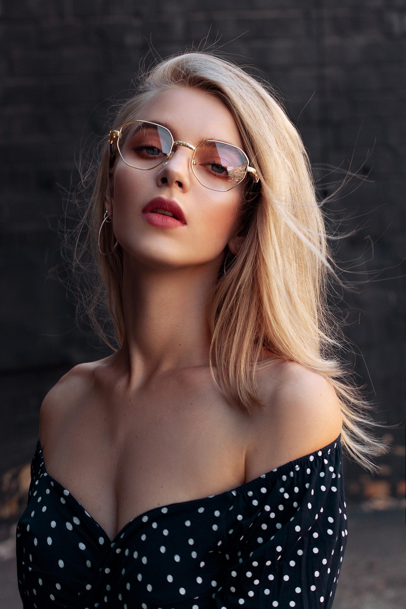 Katie Kosova by Tim Rise / Jimmy Swagg Eyewear 2018