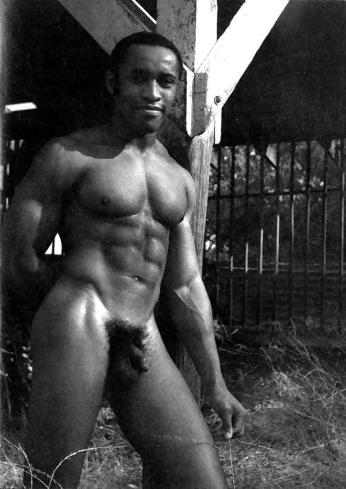 Black men naked penis-4257