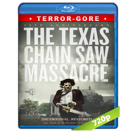 La Masacre De Texas 1 (1974) BRRip 720p Audio Trial Latino-Castellano-Ingles 5.1