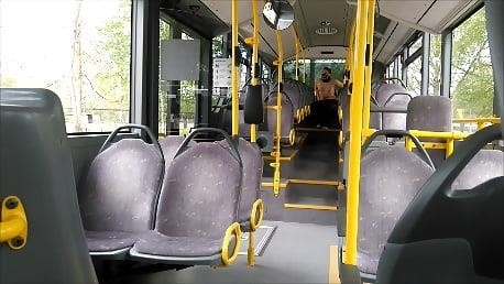 Porn public bus sex-4362