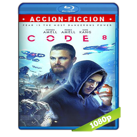Code 8 Renegados (2019) BRRip Full 1080p Audio Trial Latino-Castellano-Ingles 5.1