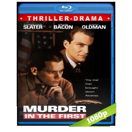 Asesinato En Primer Grado [m1080p][Trial Lat/Cas/Ing][Thriller](1995)
