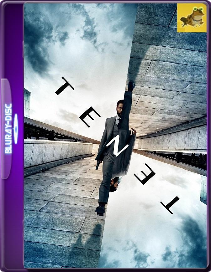 Tenet (IMAX) (2020) Brrip 1080p (60 FPS) Latino / Inglés