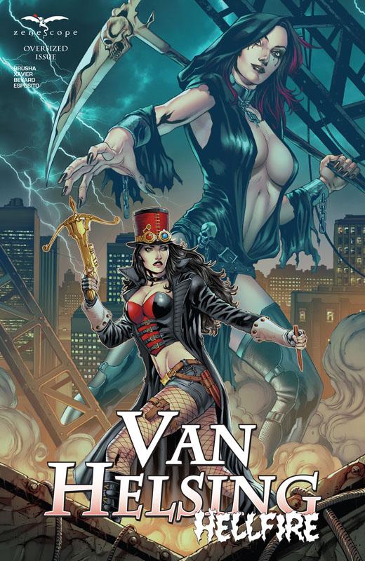 Van Helsing - Hellfire (2021)