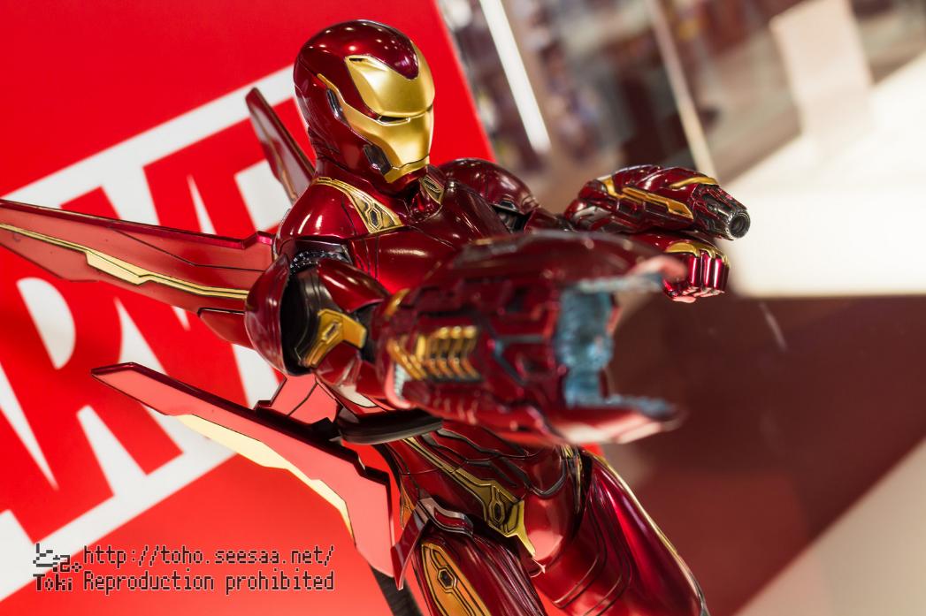 Avengers - Infinity Wars - Iron Man Mark L (50) 1/6 (Hot Toys) Q8AHP69v_o