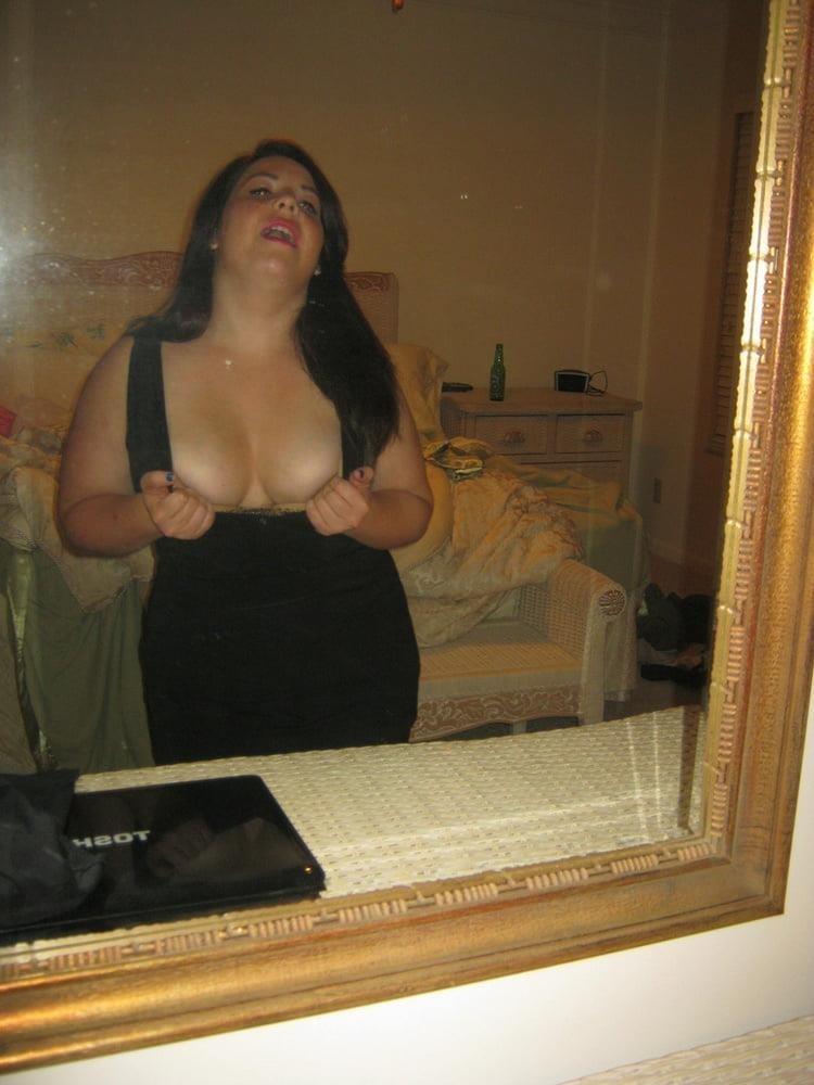 My chubby gf first anal-8409