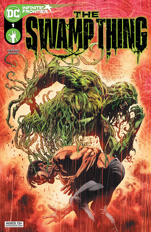 The Swamp Thing #1-2 (2021)