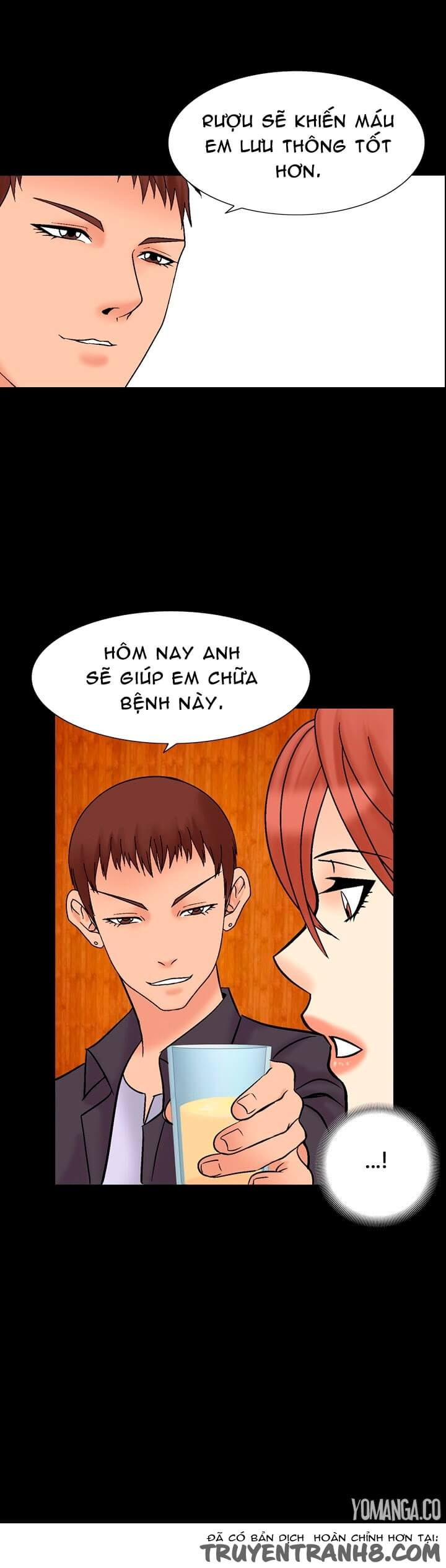 The Taste Of The Hand Chapter 36 - Trang 23