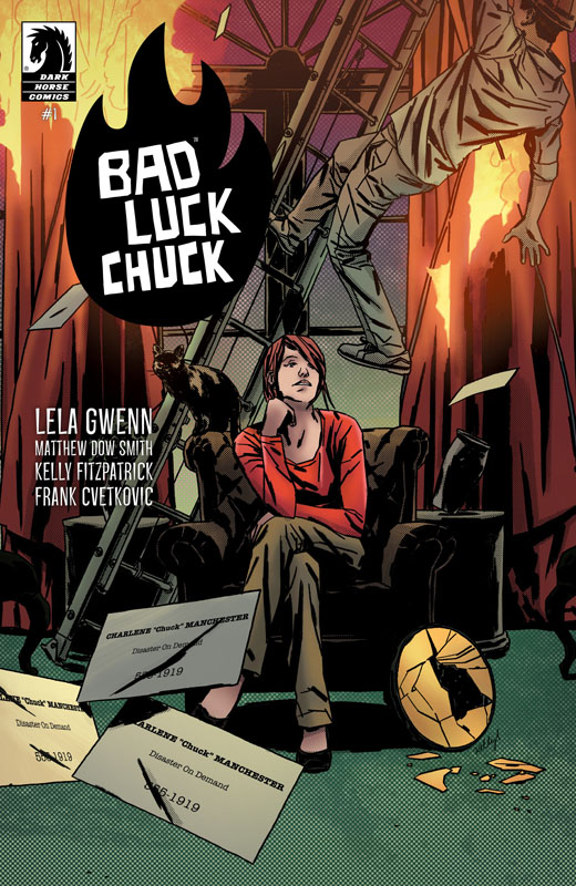 Bad Luck Chuck #1-4 (2019)