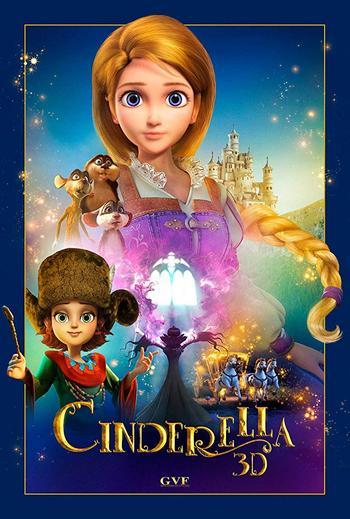 Cinderella And The Secret Prince 2019 Dvdrip Xvid Ac3-evo