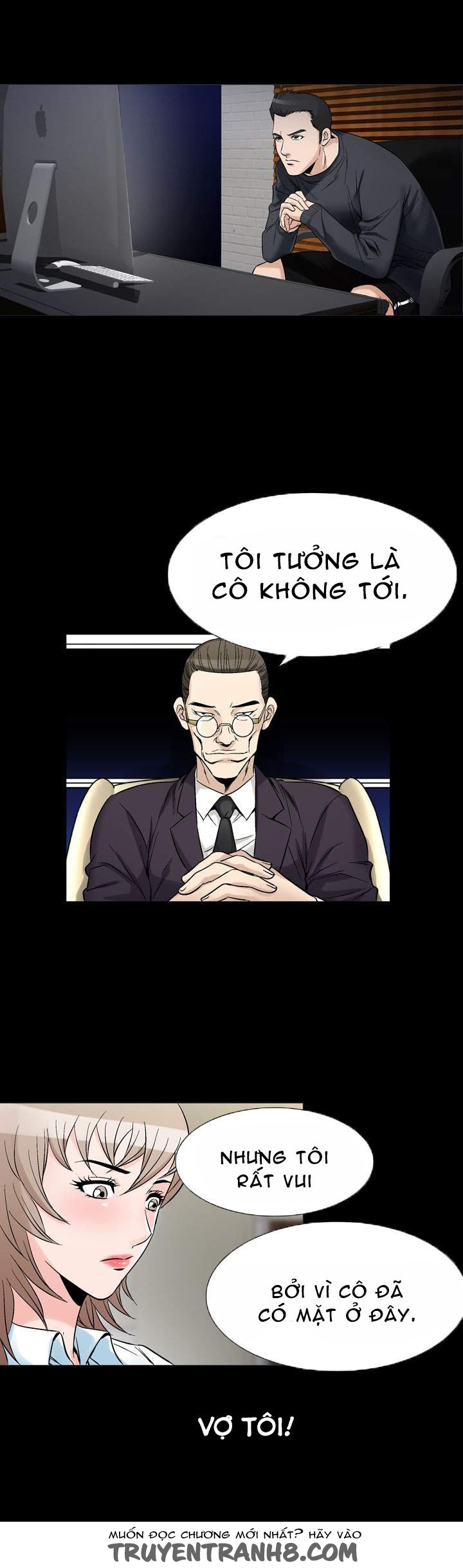 The Taste Of The Hand Chapter 60 - Trang 7