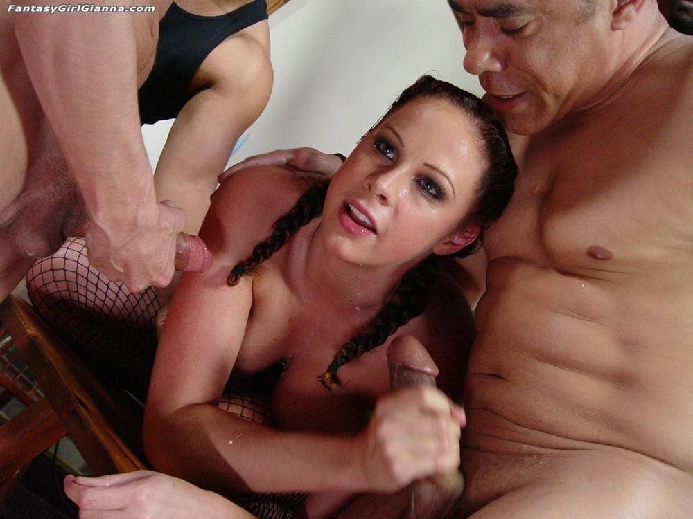 Asian tits bukkake-2834