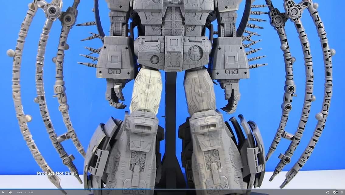 HasLab ― Transformers: War For Cybertron Unicron ― par financement participatif VYerxsW6_o