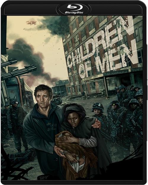 Ludzkie dzieci / Children of Men (2006) MULTi.1080p.BluRay.x264.DTS.AC3-DENDA / LEKTOR i NAPISY PL