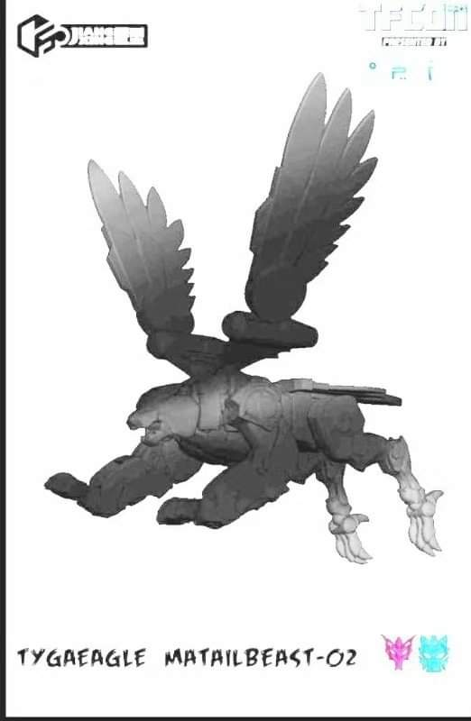 [Jiangxing] Produit Tiers – JX-Metalbeast-01 Winged Dragon et JX-Metalbeast-02 TygaEagle - aka Transmetal 2 Mégatron et Tigerhawk de Beast Wars S3 - Page 2 BPLbDupl_o