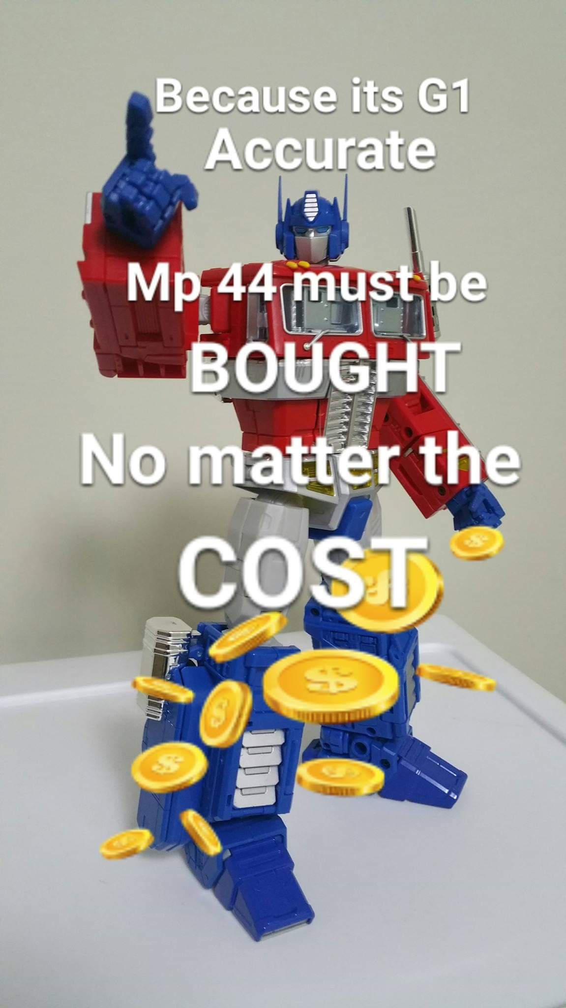 [Masterpiece] MP-44 Optimus Prime/Optimus Primus v3.0 - Page 3 Af3HPvJH_o
