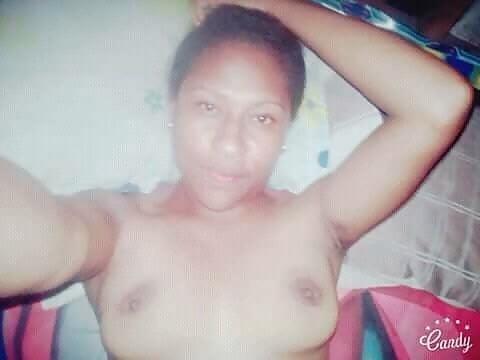 Nude bed selfies-2388