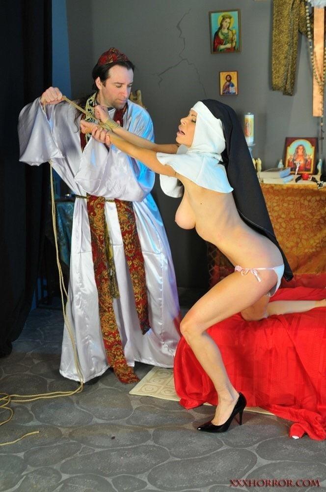 Dirty nun pics-3649