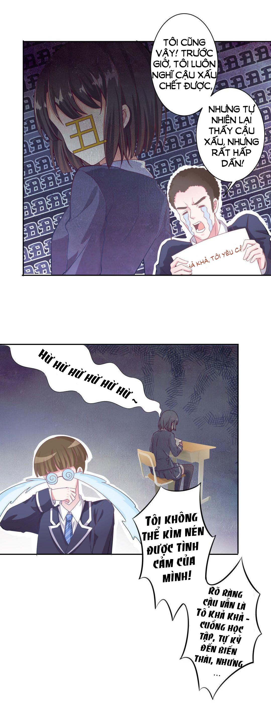 Yêu Tôi Đều Chết Cả Đi! Chap 3 page 9