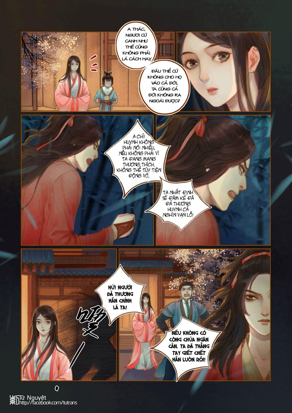 Phượng Tù Hoàng Chapter 16 - Trang 18