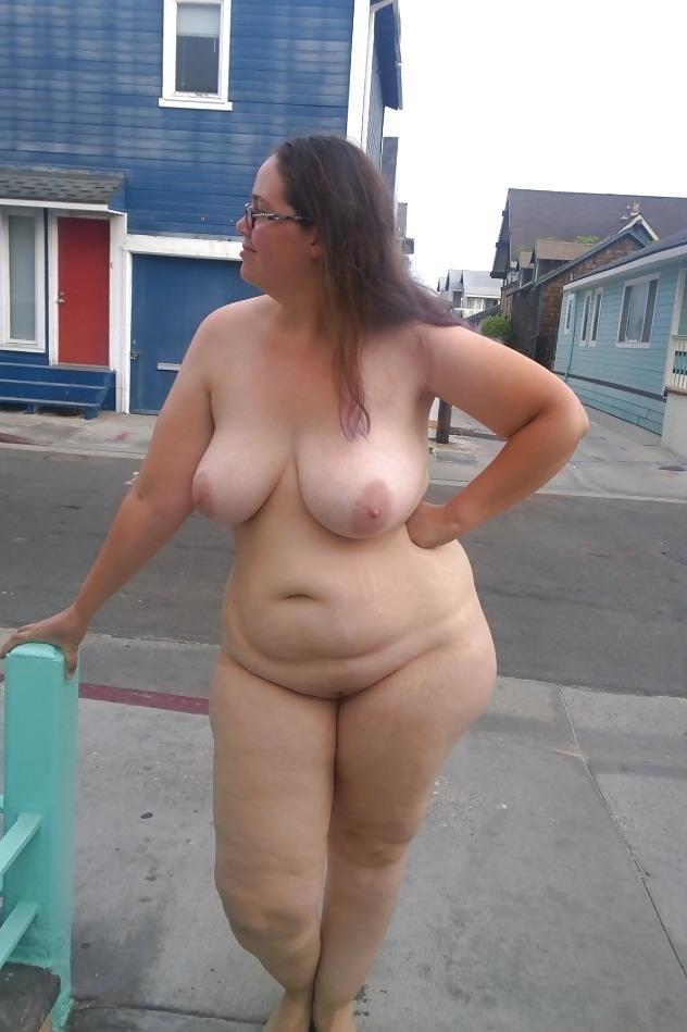 Mature bbw naked-9878