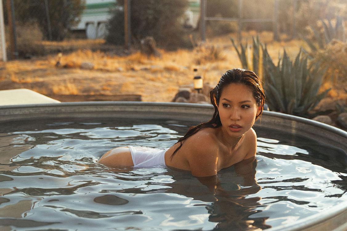 Cowboy Pool / Elizabeth Ai-Quyen by Brian Huynh