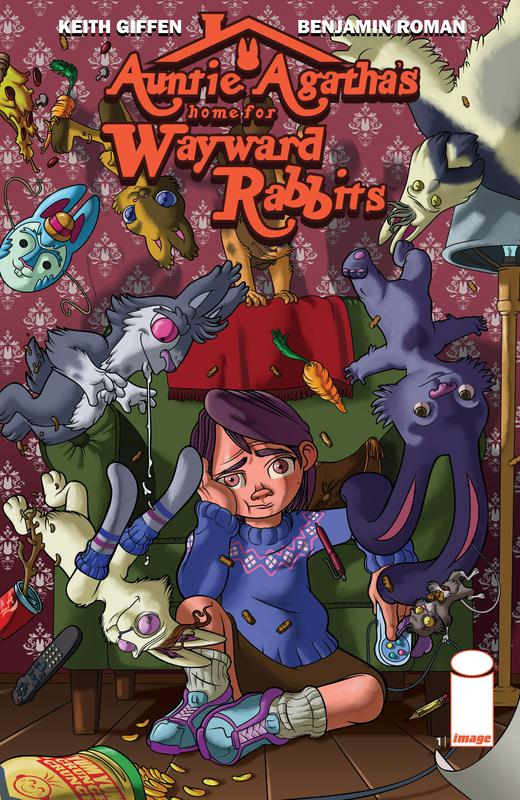 Auntie Agatha's Home For Wayward Rabbits 01 (of 06) (2018)