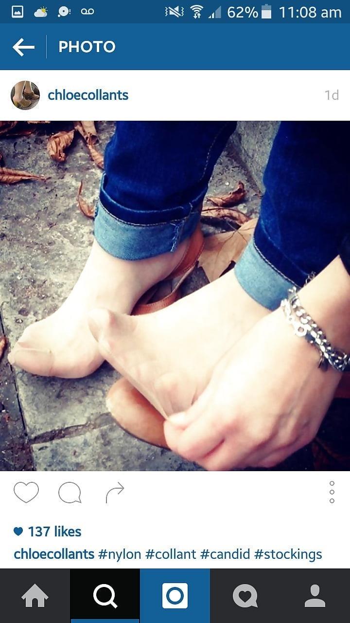 Sexy feet woman-1023