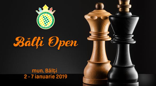 Bălți Open 2019
