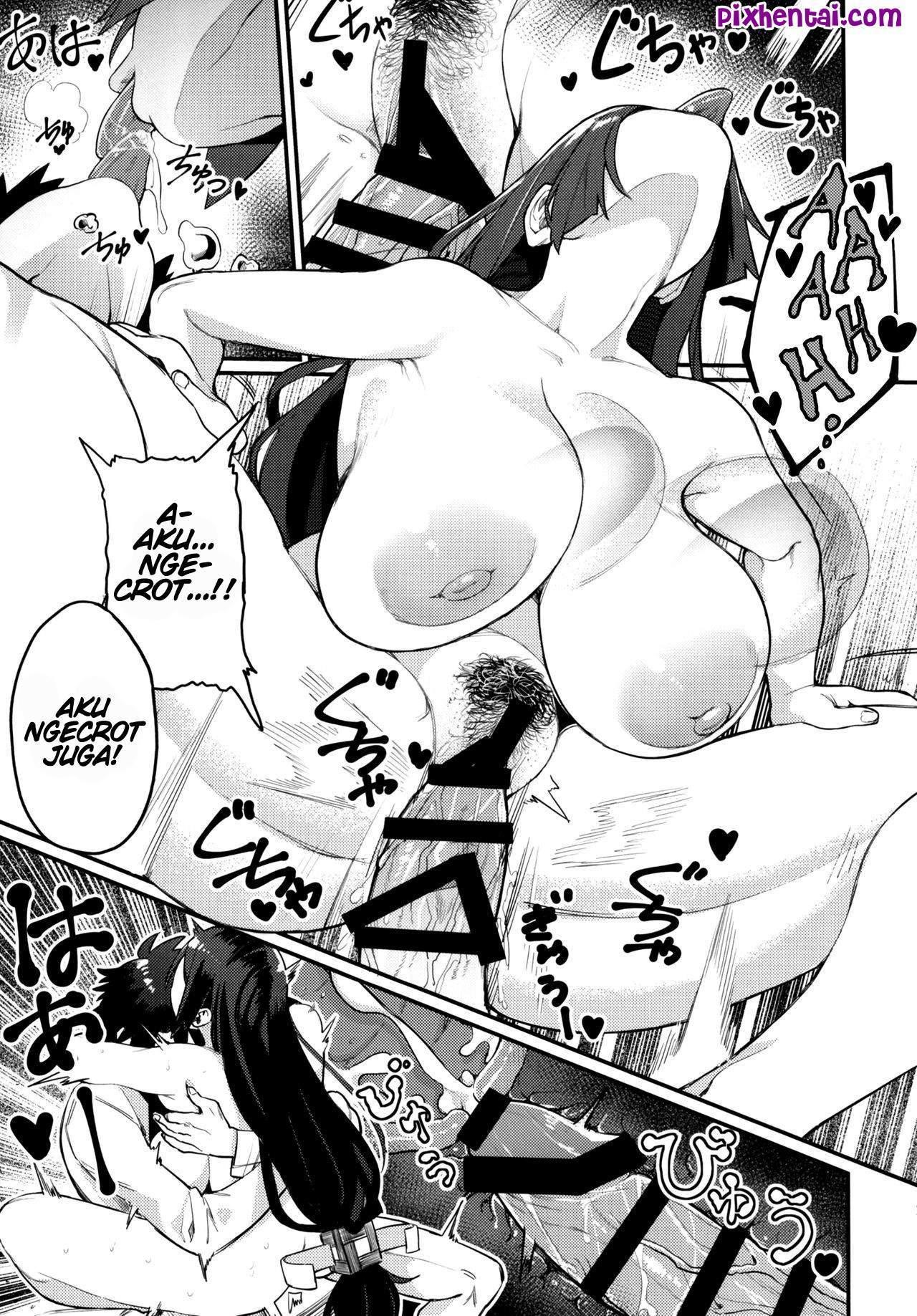 Komik Hentai Leave It To Mommy Raikou (Fate/Grand Order) Manga XXX Porn Doujin Sex Bokep 19