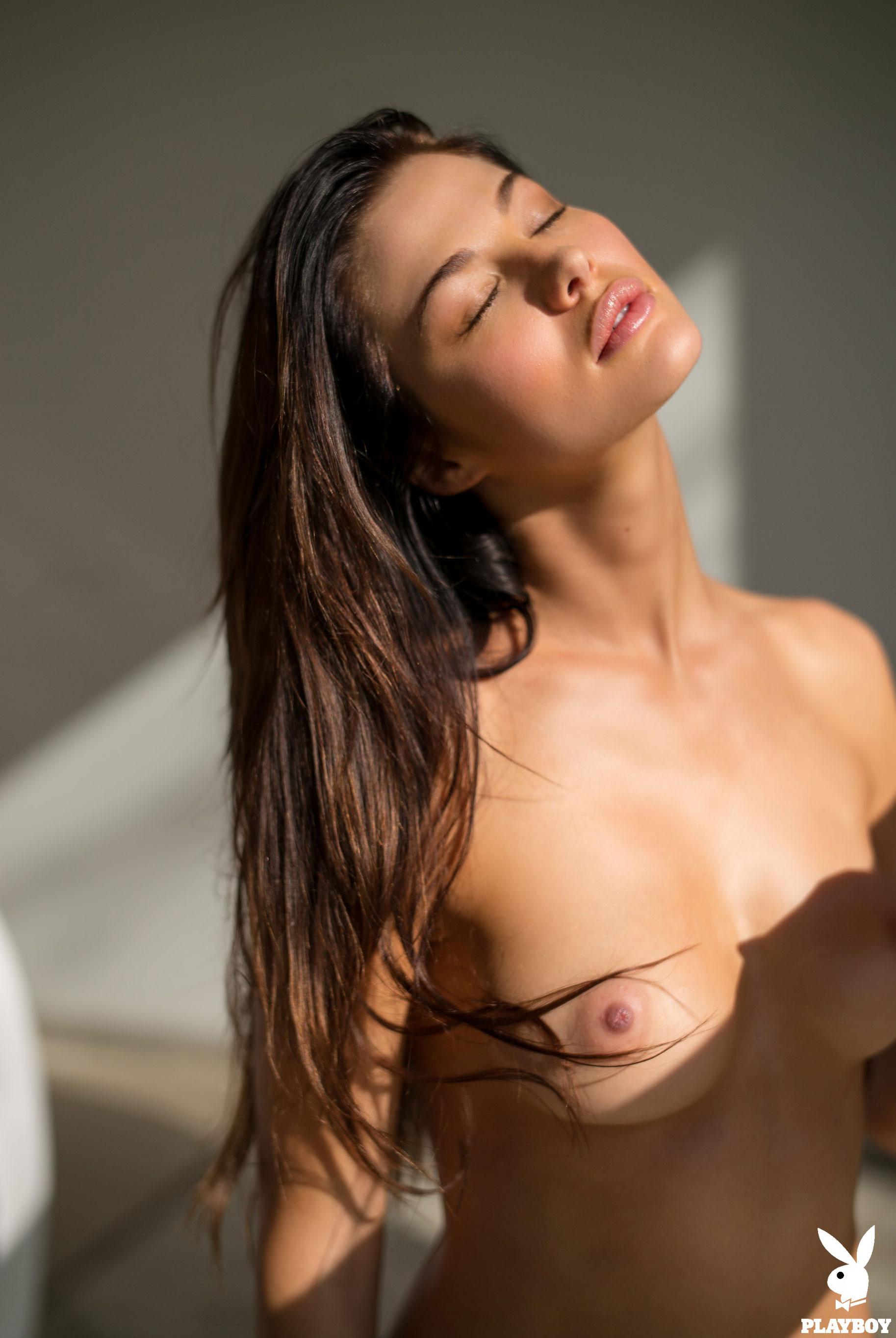 Девушка месяца Jenny Watwood / Playboy США, март 2018 / фото 04