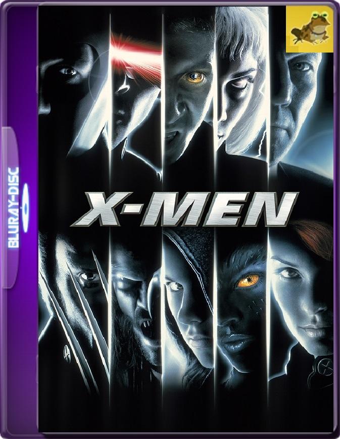 X-Men (2000) Brrip 1080p (60 FPS) Latino / Inglés